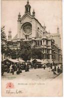 Brussel, Bruxelles, Eglise Ste Catherine  (pk21610) - Places, Squares