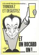HOP - Force Ouvrière - Et Un Rocard Un ! - Sindacati