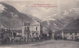 LARUNS/64/Avenue De La Gare En Hiver/ Réf:C3302 - Laruns