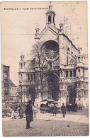Brussel, Bruxelles, Eglise Ste Catherine  (pk21611) - Places, Squares