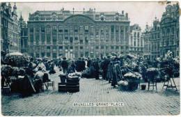 Brussel, Bruxelles, Grand Place (pk21612) - Places, Squares