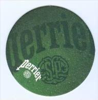1 S/b Perrier (diamètre:9cm) - Portavasos