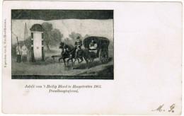 Jubilé Van 't Heilig Bloed Te Hoogstraten 1902, Praalboogtafereel (pk21615) - Hoogstraten