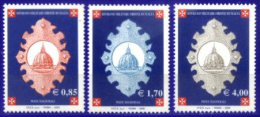 MALTE (ORDER OF) , 2005, POSTE MAGISTRALI, YV#817-19, MNH - Malte (Ordre De)
