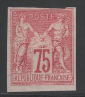 Colonie Française  N° 28  Neuf * Gomme D'Origine, Etat Bien - Sage
