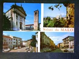 VENETO -VICENZA -MALO -F.G. - Vicenza