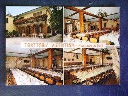 VENETO -VICENZA -SCHIAVON -F.G. - Vicenza