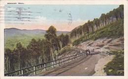 Massachusetts Springfield The Mohawk Trail 1927