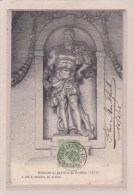 BELGIQUE - ANVERS - ANTWERPEN - HERCULES AU PAVILLON DE RUBENS (1612 ) - Antwerpen