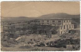 Souk-Ahras Algeria (Constantine?), Electric Sub-station For Railroad, C1910s/20s Vintage Postcard - Souk Ahras
