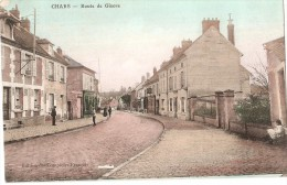 Chars  Route De Gisors - Chars