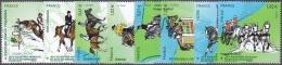 France sport n� 4890 � 4897 ** Jeux Equestres Mondiaux en Normandie