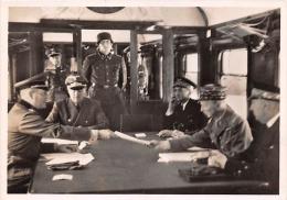 GUERRE 1939 45  COMPIEGNE 1940 ARMISTICE  GENERALOBERST KEITEL - Guerre 1939-45