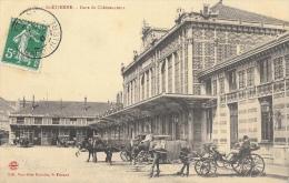 St Saint-Etienne - Gare De Chateaucreux - Calèches - Edition Nouvelles Galeries - Saint Etienne