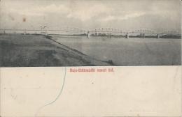 Postcard RA005067 - Hungary (Magyarország) Baja (Frankenstadt) - Battaszek (Badeseck) Hid (bridge) - Hungary