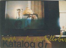 Edition Staeck Postcard, Joseph Beuys (1985) Nachts In Der Kristallobar - Illustrators & Photographers