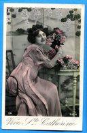 GGE049, Vive Sainte Catherine, 36, BBM,  Circulée 1910 - Sainte-Catherine