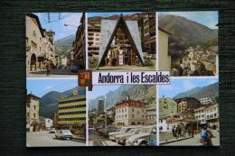 ANDORRA I LES ESCLADES - Andorre