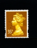 GREAT BRITAIN - 1993  MACHIN  35p.  2B  MINT NH  SG Y1698 - Machins