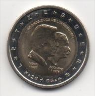 LUXEMBOURG - 2€ Commémorative 2005 - UNC - Neuve - Luxembourg