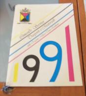 CALENDARIO 1991  COMANDO SERVIZI TRASPORTI E MATERIALI DELLA REGIONE MILITARE TOSCO-EMILIANA ALL'INTERNO: LE ORIGINI I C - Calendari