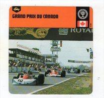 Sept15  70427   Grand Prix Du Canada  ( Fiche Auto ) - Automobile - F1