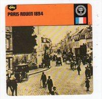 Sept15  70439  Paris Rouen 1894  ( Fiche Auto ) - Automobile - F1