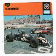 Sept15  63854  2   Temporama    ( Fiche Auto ) - Automobile - F1
