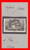 ESPAÑA -  UNION POSTAL   AÑO 1949 - 1931-Heute: 2. Rep. - ... Juan Carlos I