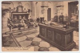 Hasselt, Kapel Met Nieuw Altaar En Praalgraf Van 't H Paterke Van Hasselt (pk23159) - Hasselt