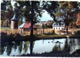28 - EPERNON - La Drouette à Savonnières - 1960 - Epernon