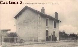 LA JAUDONNIERE-PAREDS LA GARE 85 VENDEE - France