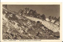 Argentière Commune De Chamonix Mont Blanc,  Refuge Du Jardin D'argentière - Cpa - Non Voyagée - Ref 26910 - Chamonix-Mont-Blanc