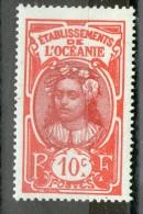 N° 49*_ - Unused Stamps