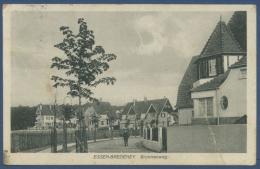 Essen-Bredeney Brunnenweg, Gelaufen 1915 (AK578) - Essen