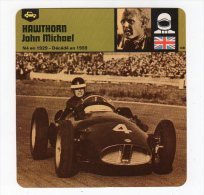 Sept15  64238 2   Wimille Jean Pierre ( Fiches Auto ) - Automobile - F1