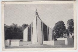 Moerzeke, Grafkapel Van De Dienaar Gods Priester E.J.M. Poppe (pk23178) - Hamme