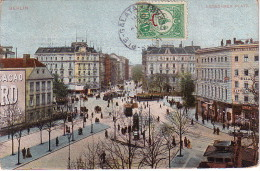 EMPIRE OTTOMAN - CONSTANTINOPLE-GALATA - LE 22 OCTOBRE 1908 - TARIF IMPRIME POUR MARSEILLE. - Covers & Documents
