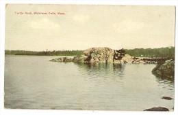 T940 -  Turtle Rock, Middlesex Fells - Etats-Unis