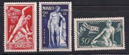 Monaco 1948. New Series Of Sculptures BOSIO - Unused Stamps