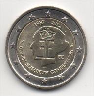 BELGIQUE - 2€ Commémorative 2012 - UNC - Neuve - Belgium