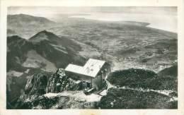 74 - Chalet-Refuge De La DENT D'OCHE Et Vue Sur Le Lac Léman - France