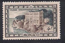 MONACO 1949.Okeanografichesky Museum. MLH - Unused Stamps