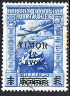 !■■■■■ds■■ Timor Air Post 1946 AF#11ø Surcharges 12 Avos (x5482) - Timor