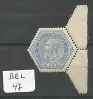 BEL COB TG 17 En Xx En Bord De Feuille YT Télégraphe 17 # - Telégrafo