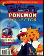 """Zeitschrift Beckett """"Pokemon Collector"""" Der Inoffizielle Führer Für Pokemon-Karten  -  Nr. 4 Von Ca. 1997 - Hobbies & Collections"""