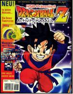 Dragon Ball Z  -  Activity Magazin  -  Nr. 3  Von Ca. 2002 - Computer & Technik