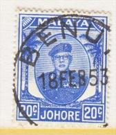 JOHORE   142   (o) - Johore
