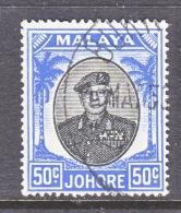 JOHORE   147   (o) - Johore