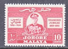 JOHORE   156   * - Johore